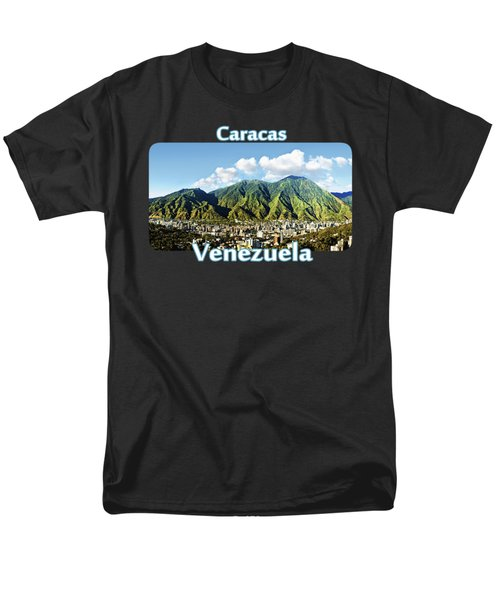 National Park Of El Avila - Caracas - Venezuela Men's T-Shirt  (Regular Fit) by Alejandro Ascanio
