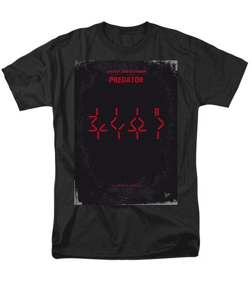 No066 My predator minimal movie poster T-Shirt by Chungkong Art