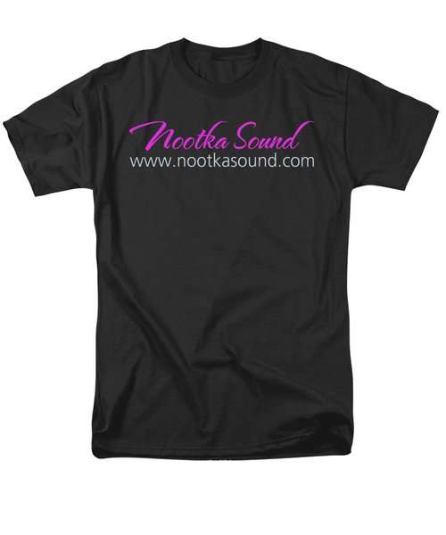 Nootka Sound Logo #8 Men's T-Shirt  (Regular Fit) by Nootka Sound