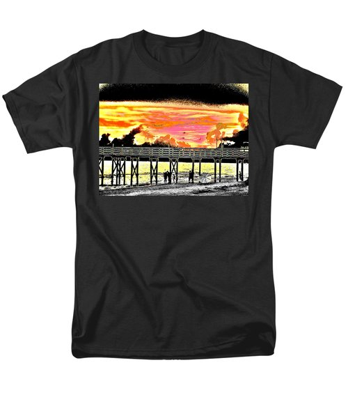 On the Beach T-Shirt by Bill Cannon