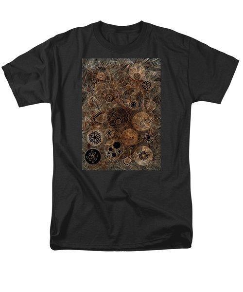 Organic Forms T-Shirt by Frank Tschakert