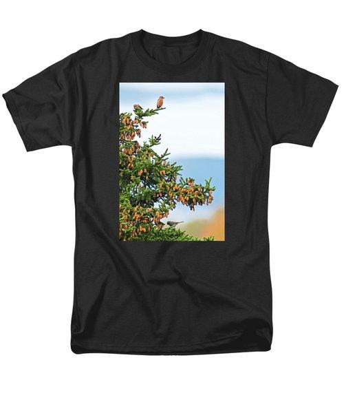 Out On A Limb # 2 Men's T-Shirt  (Regular Fit) by Matt Plyler