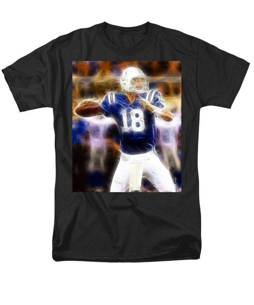 Peyton Manning T-Shirt by Paul Ward