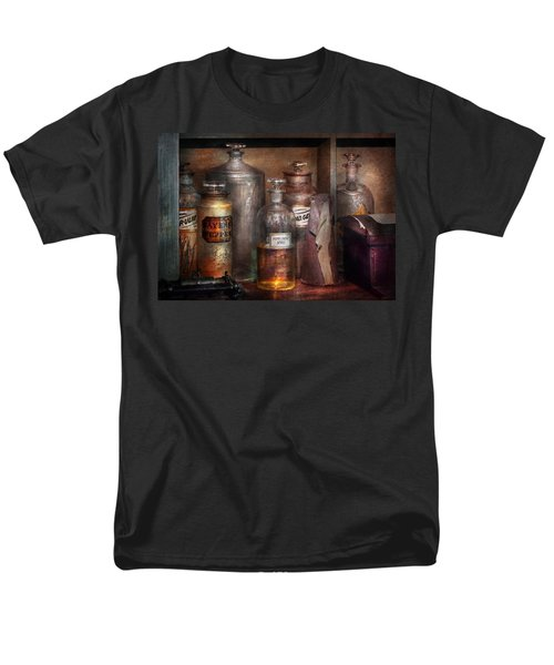 Pharmacy - That's the Spirit T-Shirt by Mike Savad