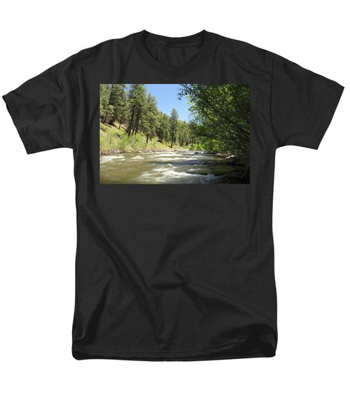 Piedra River T-Shirt by Eric Glaser