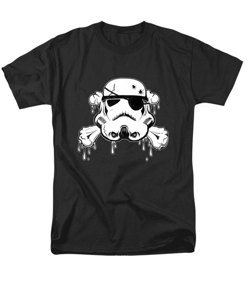 Pirate Trooper Men's T-Shirt  (Regular Fit) by Nicklas Gustafsson