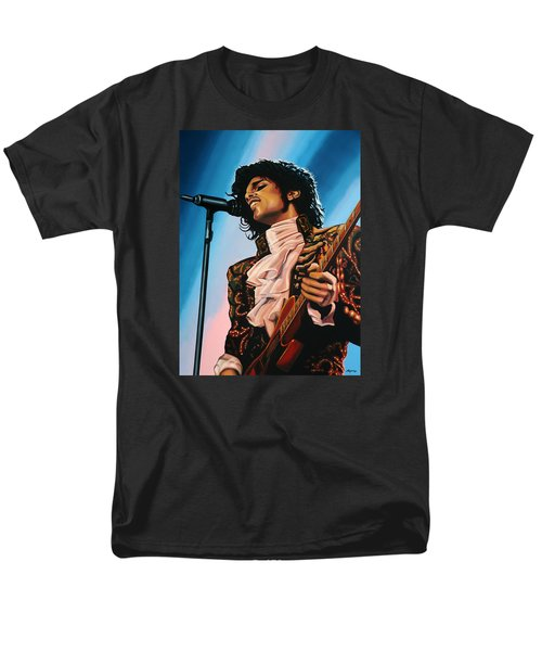 Prince Painting Men's T-Shirt  (Regular Fit) by Paul Meijering