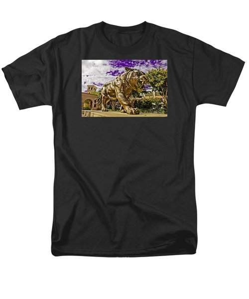 Purple and Gold T-Shirt by Scott Pellegrin