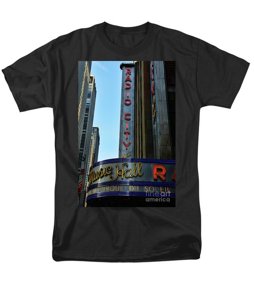 Radio City Music Hall T-Shirt by Paul Ward
