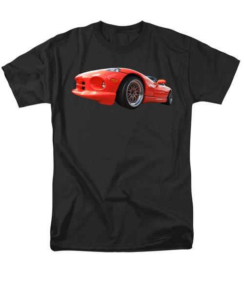 Red Viper Rt10 Men's T-Shirt  (Regular Fit) by Gill Billington