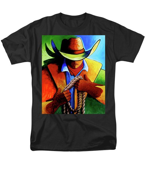 Roper T-Shirt by Lance Headlee