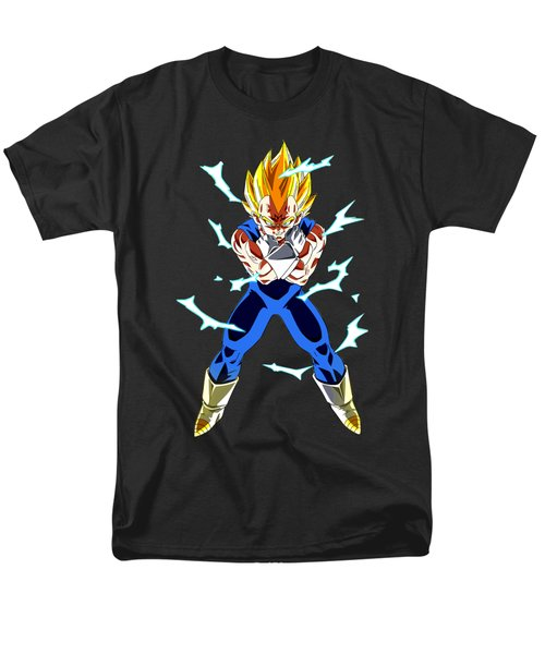 Saiyan Warriors Men's T-Shirt  (Regular Fit) by Opoble Opoble