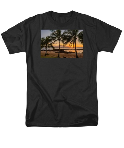 Sharks Cove Sunset 4 - Oahu Hawaii T-Shirt by Brian Harig