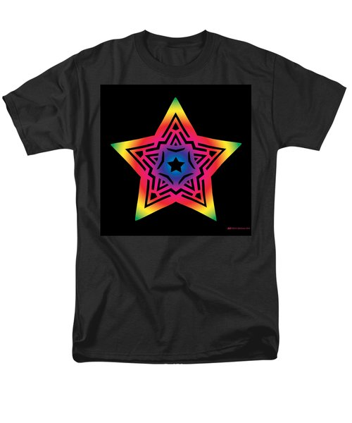 Star of Gratitude T-Shirt by Eric Edelman