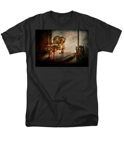 Steampunk - Gear Technology T-Shirt by Mike Savad
