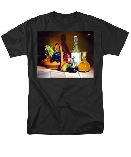 Still Life In Oil Men's T-Shirt  (Regular Fit) by Patrick Anthony Pierson