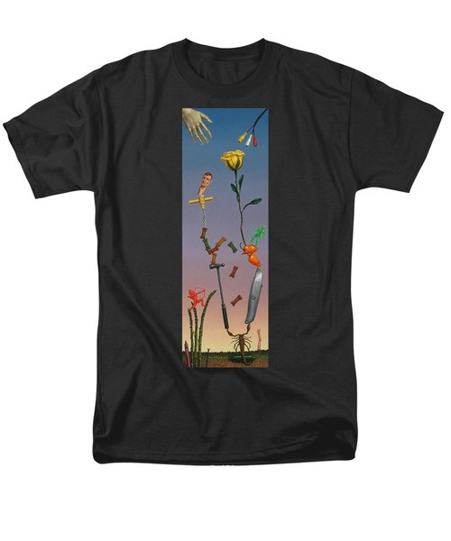 Tenuous Still-Life 3 T-Shirt by James W Johnson