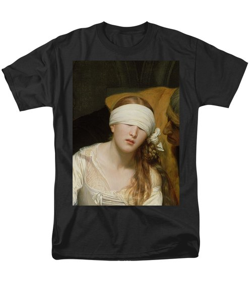 The Execution Of Lady Jane Grey Men's T-Shirt  (Regular Fit) by Hippolyte Delaroche
