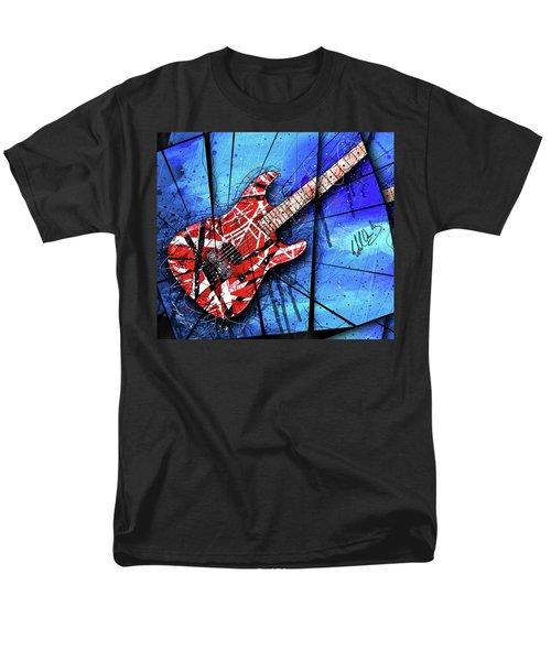 The Frankenstrat Vii Cropped Men's T-Shirt  (Regular Fit) by Gary Bodnar