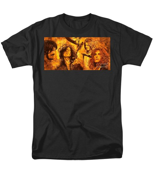 The Legend Men's T-Shirt  (Regular Fit) by Igor Postash