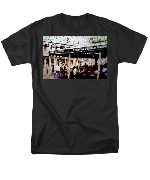 The Market T-Shirt by Scott Pellegrin