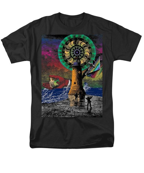 The New Pharos T-Shirt by Eric Edelman