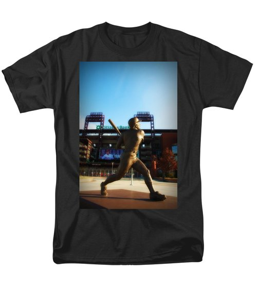 The Phillies - Mike Schmidt T-Shirt by Bill Cannon