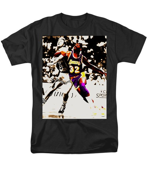 The Rebound Men's T-Shirt  (Regular Fit) by Brian Reaves
