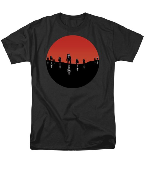 The Rust Coloured Soil - Something Strangely Familiar Men's T-Shirt  (Regular Fit) by Zombie Rust