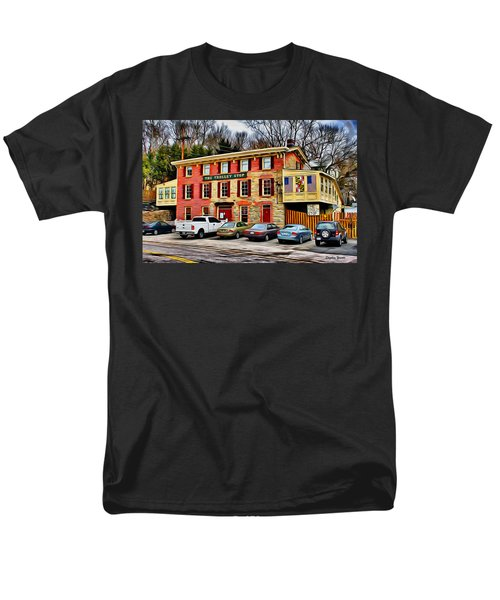 The Trolley Stop T-Shirt by Stephen Younts