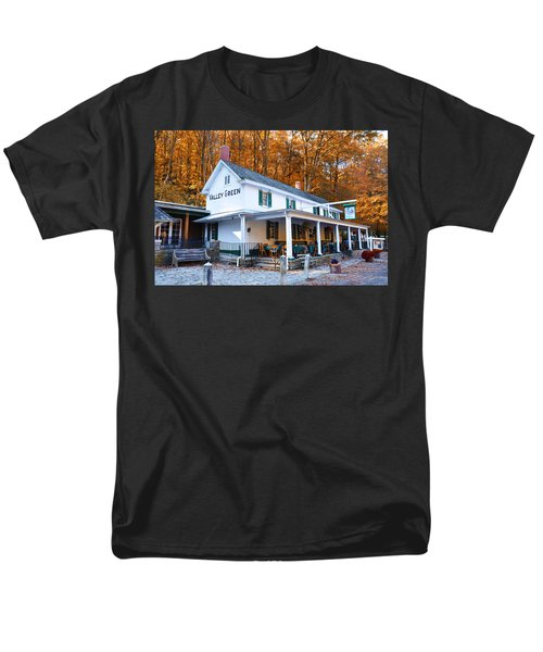 The Valley Green Inn in Autumn T-Shirt by Bill Cannon