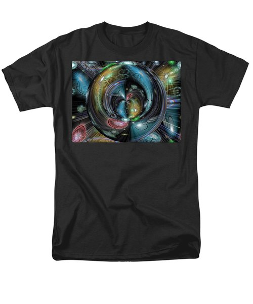 Through The Hoop T-Shirt by Tim Allen