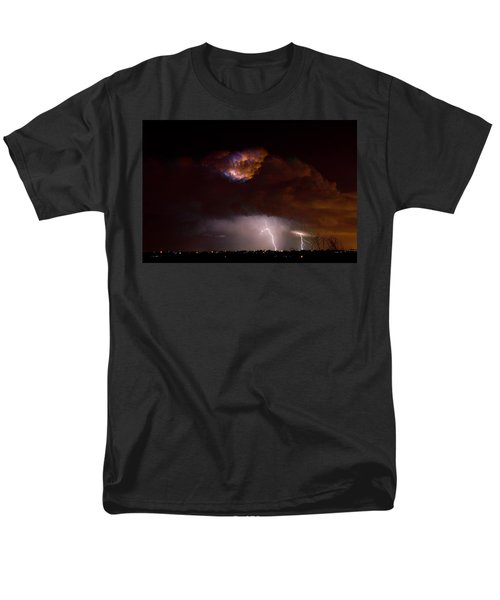 Thunderstorm Boulder County 08-15-10 T-Shirt by James BO  Insogna