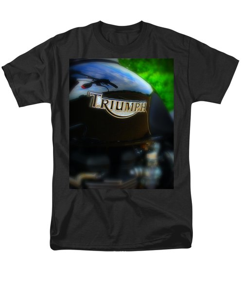 Triumph T-Shirt by Perry Webster