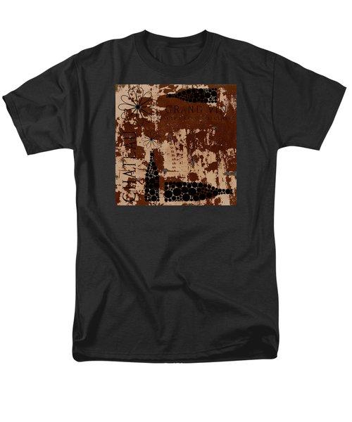 Vintage Wine T-Shirt by Frank Tschakert