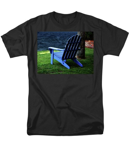 Waiting T-Shirt by Sandy Keeton