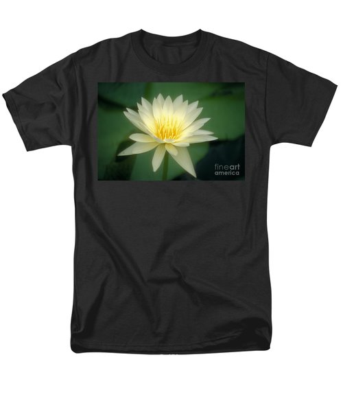 White Lily T-Shirt by Ron Dahlquist - Printscapes