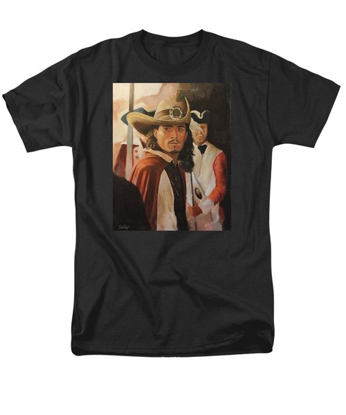 Will Turner Men's T-Shirt  (Regular Fit) by Caleb Thomas