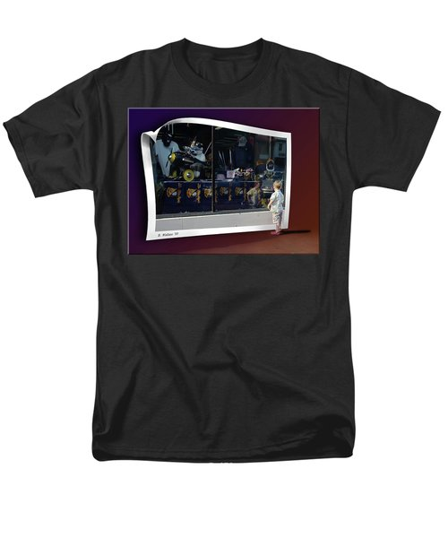 Window Dreaming T-Shirt by Brian Wallace