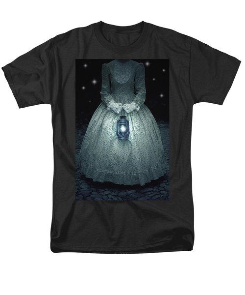 woman with lantern T-Shirt by Joana Kruse