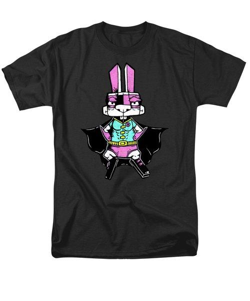 Wonder Bunny Men's T-Shirt  (Regular Fit) by Bizarre Bunny