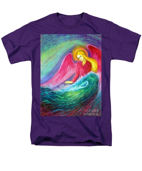 Calming Angel T-Shirt by Jane Small