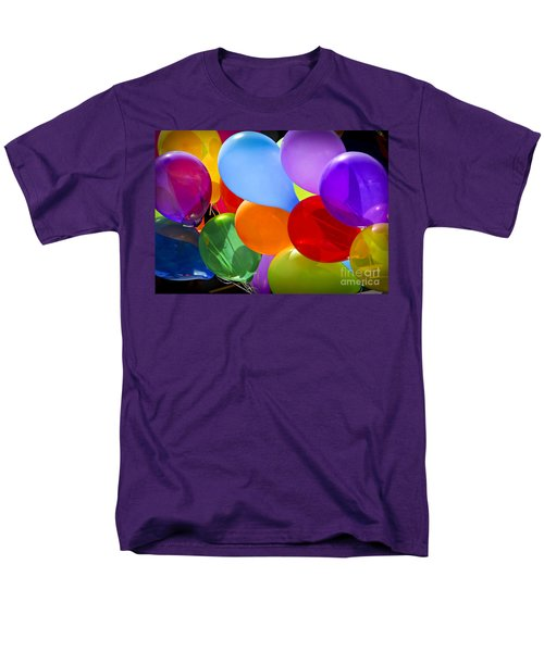 Colorful balloons T-Shirt by Elena Elisseeva