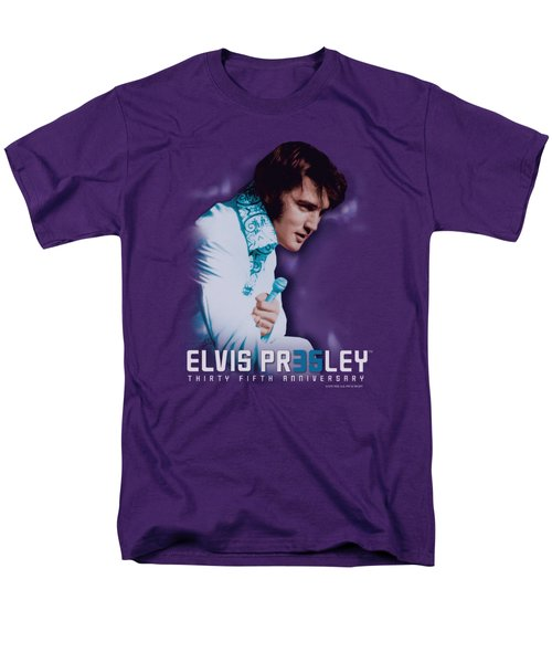 Elvis - 35th Anniversary 2 Men's T-Shirt  (Regular Fit) by Brand A