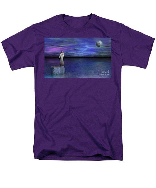 Lost Angel T-Shirt by Bedros Awak