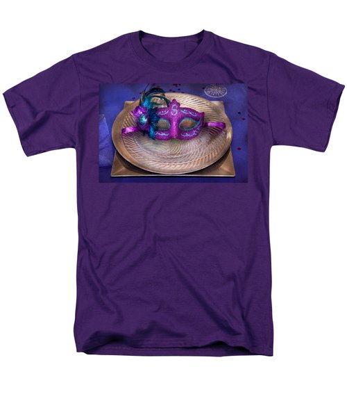 Mardi Gras Theme - Surprise guest T-Shirt by Mike Savad