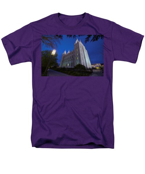 Temple Perspective T-Shirt by Chad Dutson