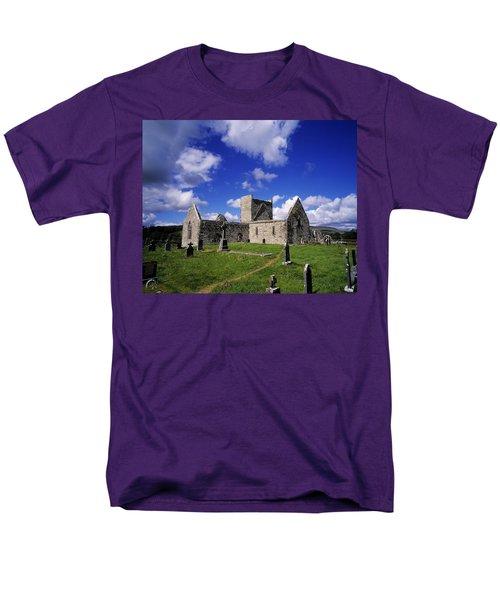 Burrishoole Friary, Co Mayo, Ireland T-Shirt by The Irish Image Collection