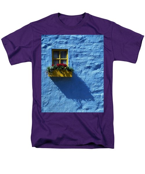 Kinsale, Co Cork, Ireland Cottage Window T-Shirt by The Irish Image Collection