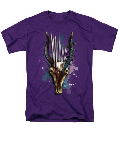 Capricorn Men's T-Shirt  (Regular Fit) by Melanie D